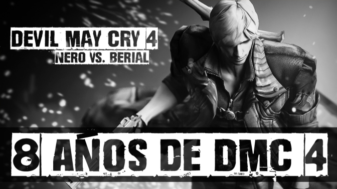 Devil May Cry 4 cumple 8 años