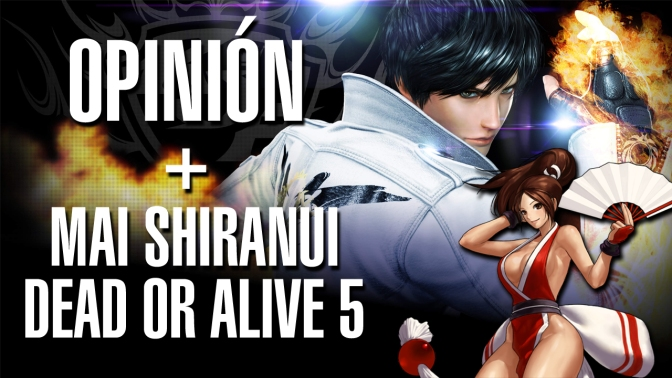 Opinión sobre The King of Fighters XIV y Mai Shiranui en Dead or Alive 5: Last Round