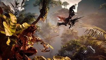 PlayStation Meeting Horizon Zero Dawn