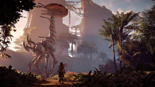 PlayStation Meeting Horizon Zero Dawn