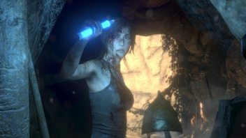 PlayStation Meeting Rise of The Tomb Raider
