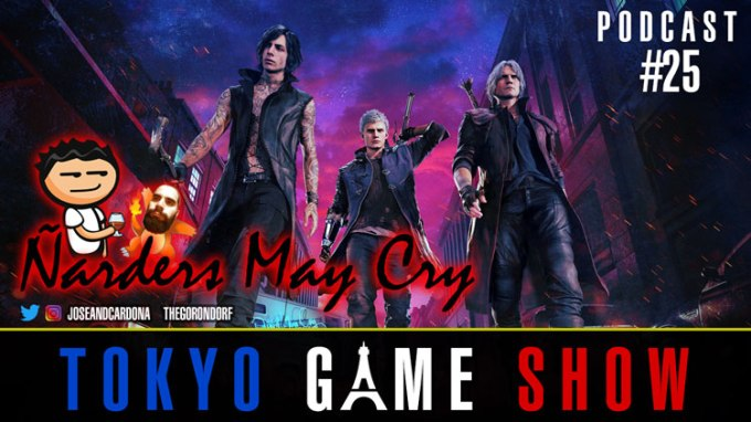 Ñarders May Cry 25 Tokyo Game Show 2018 Devil May Cry 5